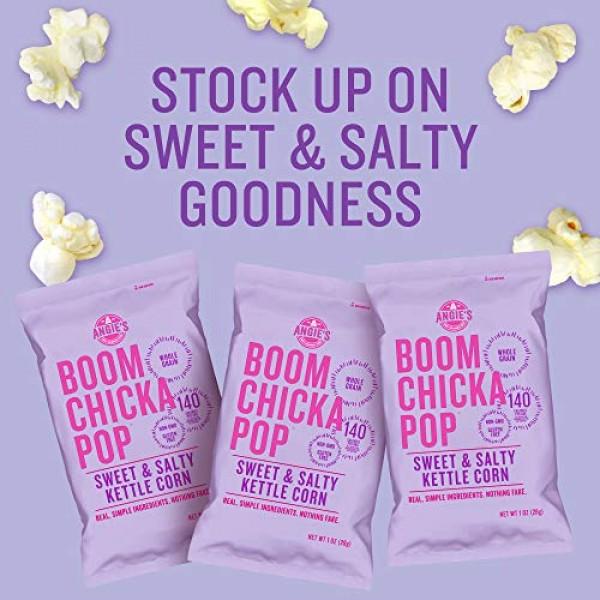 Angies BOOMCHICKAPOP Gluten Free Sweet and Salty Kettle Corn Po...