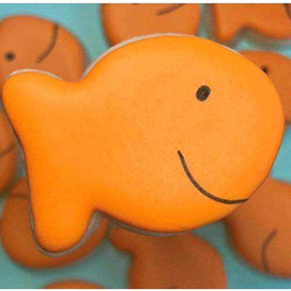 Ann Clark Cookie Cutters Orange Food Coloring Gel, 20g