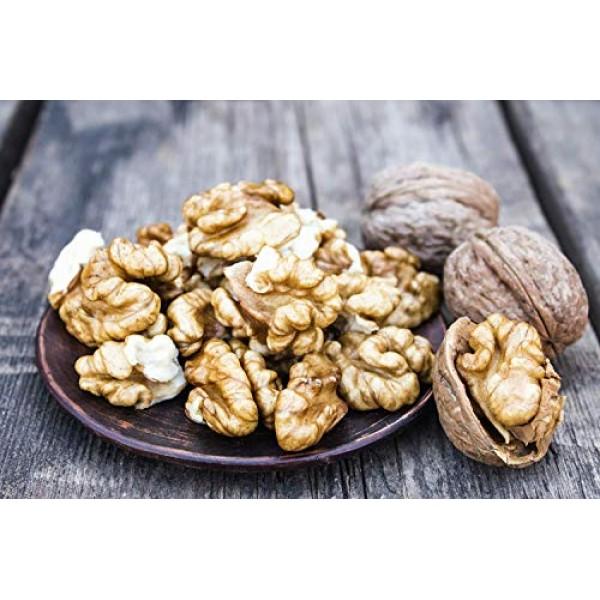 Anna and Sarah Organic Raw Walnuts, 2 Lbs