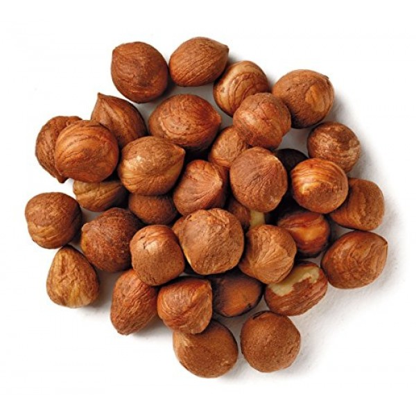 Anna and Sarah Raw Oregon Hazelnuts Filberts in Resealable Bag...
