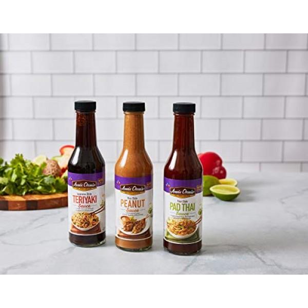 Annie Chuns Pad Thai Sauce, Gluten-Free, 9.7-Ounce Pack of 6
