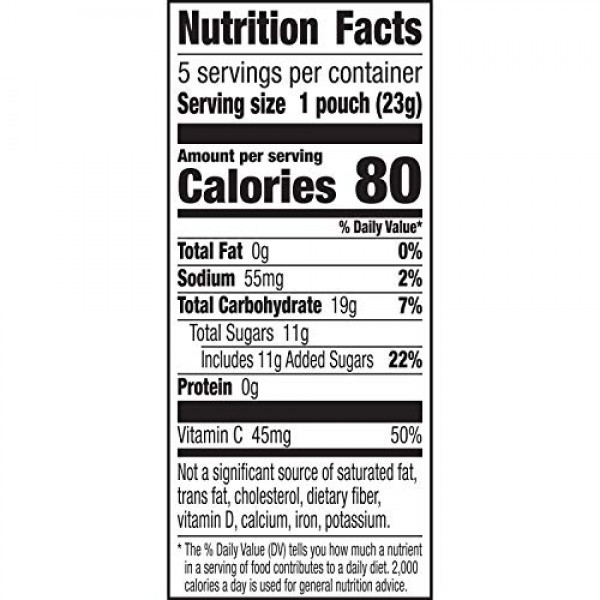 Annies Homegrown Berry Patch Organic Fruit Snacks, 0.8 oz, 5 Count