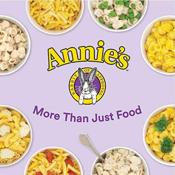 Annies Macaroni and Cheese, Microwave Cups, Pasta & Real Aged C...