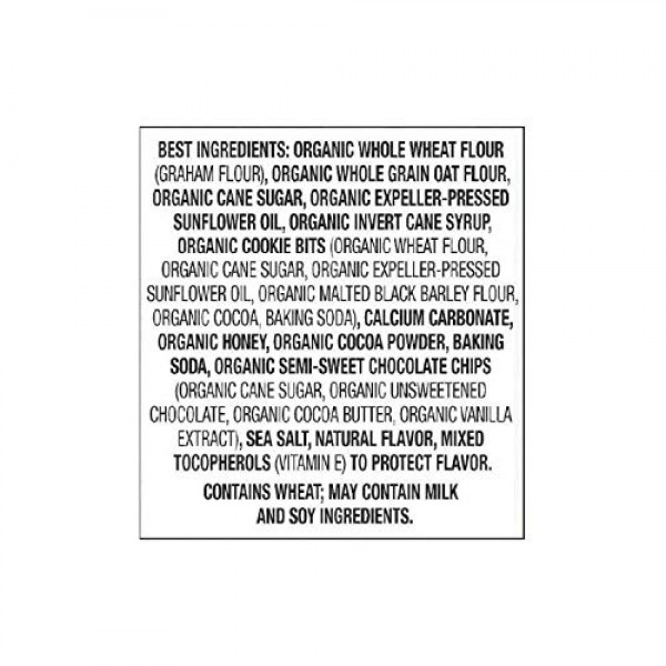 Annies Organic Bunny Grahams Snack, Friends, 100 Count