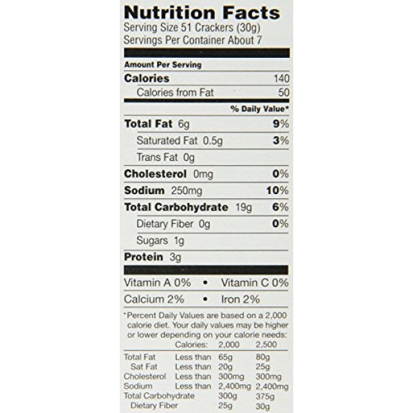 Annies Cheddar Bunnies Baked Snack Crackers, 7.5 oz