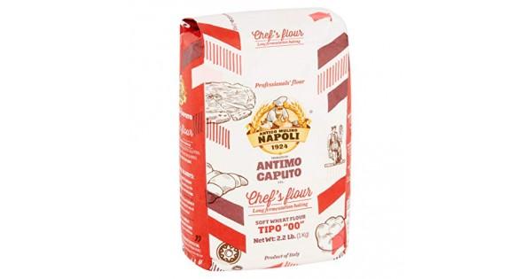 Antimo Caputo Chefs Flour 2.2 LB - Italian Double Zero 00 ...