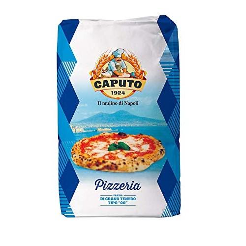 Antimo Caputo Pizzeria Flour 55 LB Blue Bulk Bag - Italian Doubl...