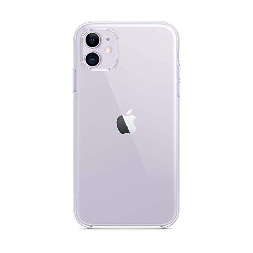 Apple Clear Case for iPhone 11