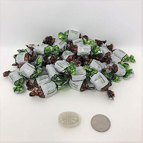 Arcor Chocolate Filled Mints Candies 6 Lb Bag - RoyalCandy