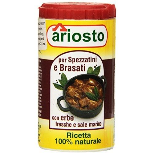 Ariosto Stewed Meat Seasoning, 2.8 oz