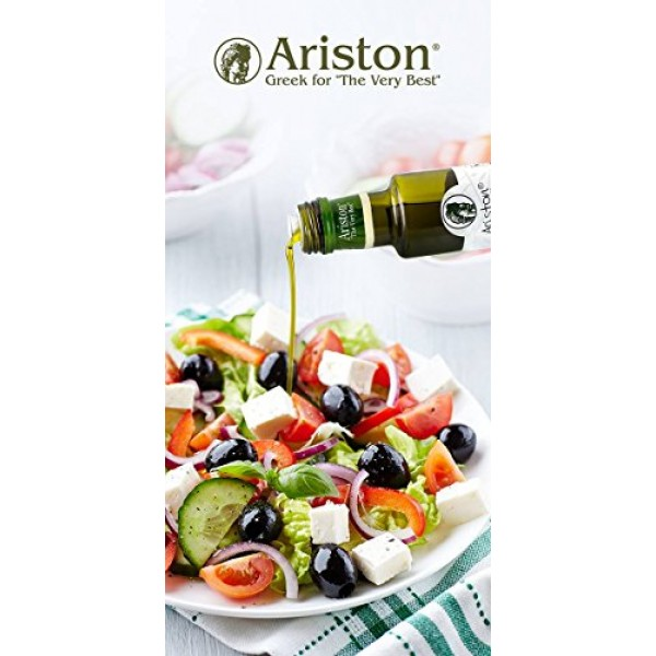 Ariston Rosemary Infused Extra Virgin Gourmet Olive Oil Product...