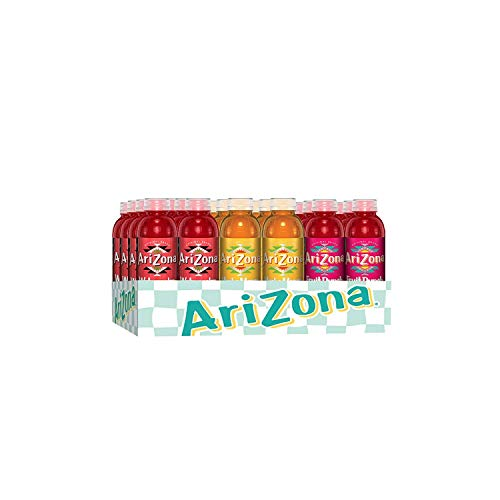 Arizona Juice Variety Pack 20 oz. ea., 24 pk. SCS