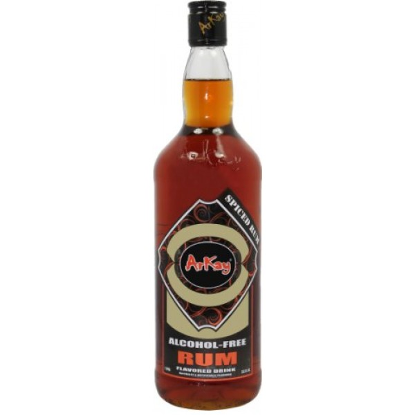ArKay Alcohol Free Spiced Rum