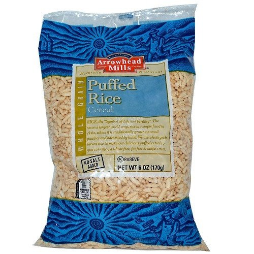 Arrowhead Mills Puffed Brown Rice Cereal (3x6 oz.)