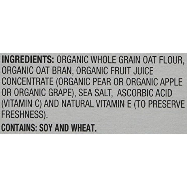 Arrowhead Mills Organic Cereal, Oat Bran Flakes, 12 oz. Pack of 4