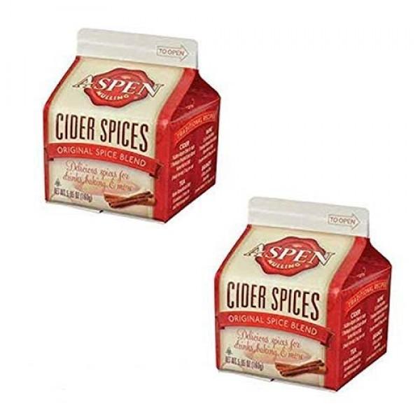 Aspen Mulling Spice Assorted 2-Packs with Recipe Card Original ...
