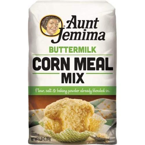 Aunt Jemima Mix Cornmeal Wht Btrmilk