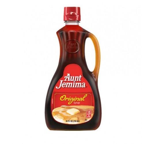 Aunt Jemima Original Syrup 24 Oz. Pack Of 3.