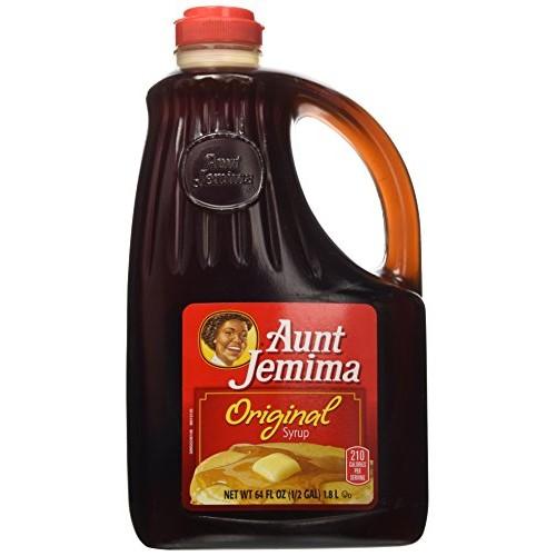 Aunt Jemima Original Syrup 64 Ounce Mega Value Size Bottle