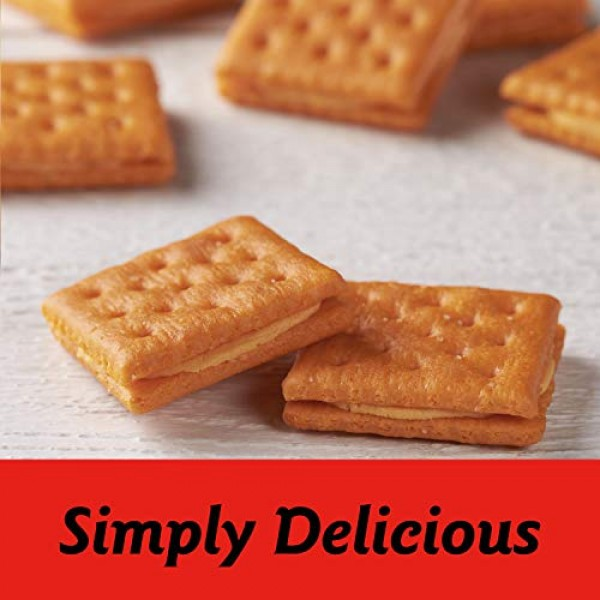Austin, Sandwich Crackers, Cheese Crackers with Cheddar Cheese, ...