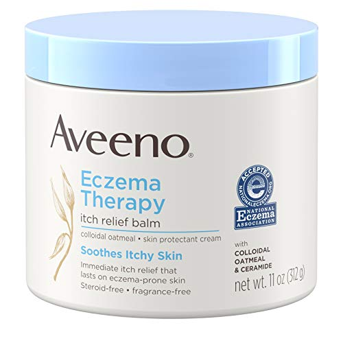 Aveeno Eczema Therapy Itch Relief Balm with Colloidal Oatmeal & ...