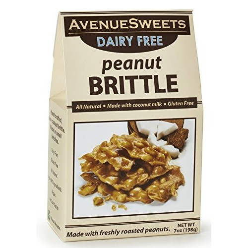 AvenueSweets - Handcrafted Old Fashioned Dairy Free Vegan Nut Br...