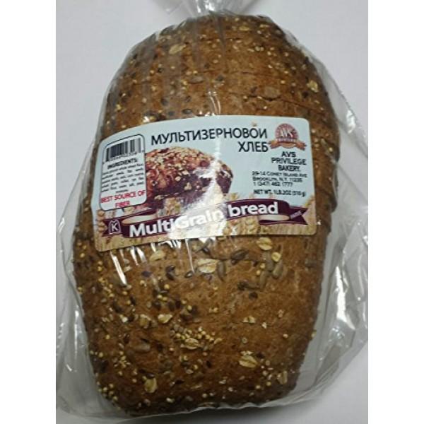 Russian MultiGrain Bread Pack of 2