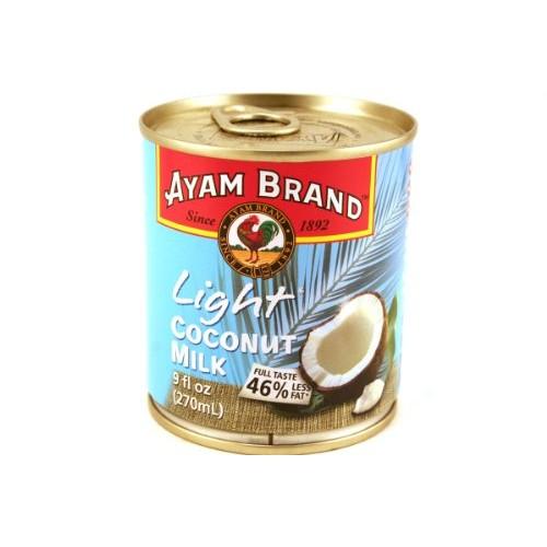 Coconut Milk Light Full Tatste with 46% Less Fat - 9fl Oz Pac...