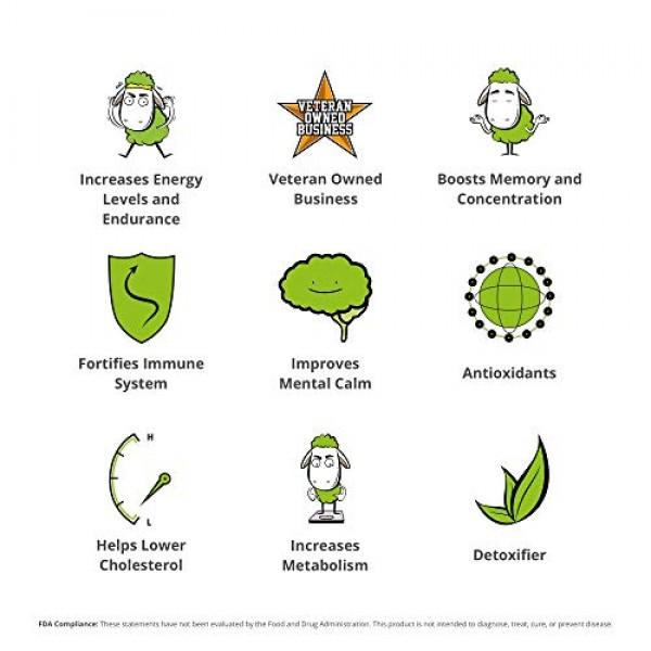 Baahtcha - USDA Organic Matcha Green Tea Powder - Premium Ceremo...
