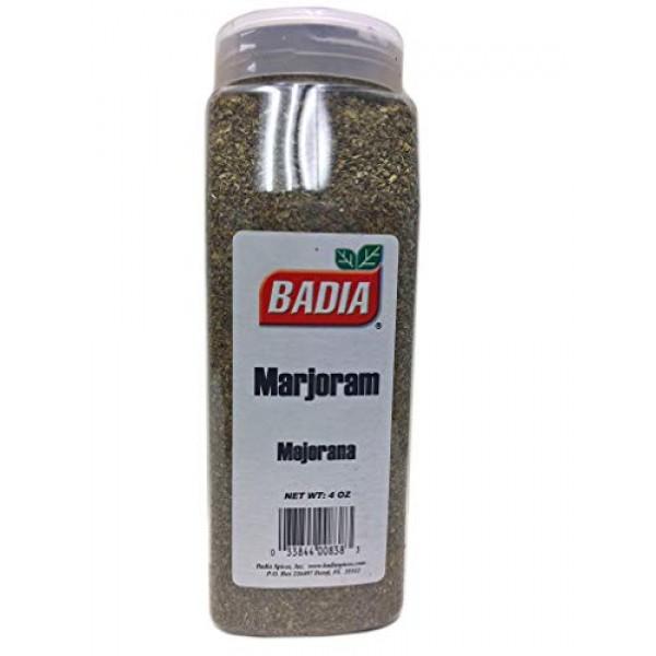 2 Pack Marjoram Leaf dried whole / Mejorana deshidratada picada ...