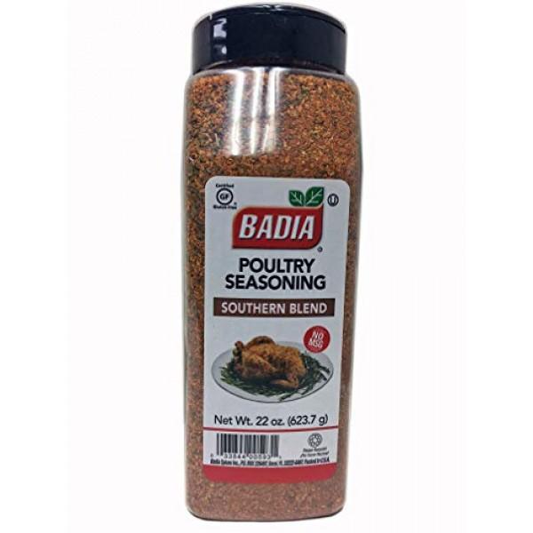 22 oz Bottle Poultry Seasoning Southern Blend Sazon Pollo Asado ...