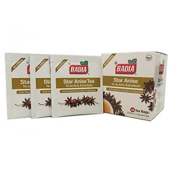 30 Bags Star Anise Tea Digestive Heartburn aid/ Anis Estrellado ...