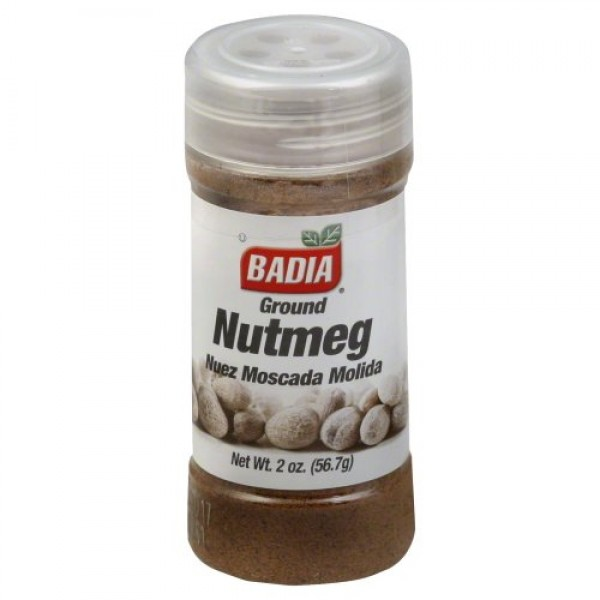 Badia Ground Nutmeg -- 2 oz