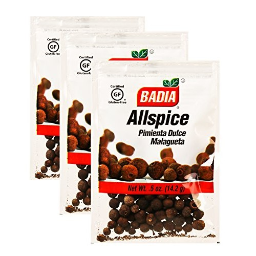 Badia Allspice Whole 0.5 oz Pack of 3