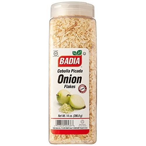 Badia Onion Flakes 14 oz
