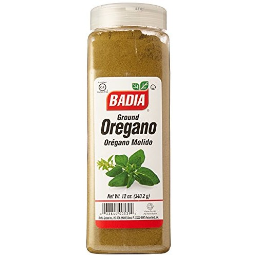 Badia Oregano Ground 12 oz