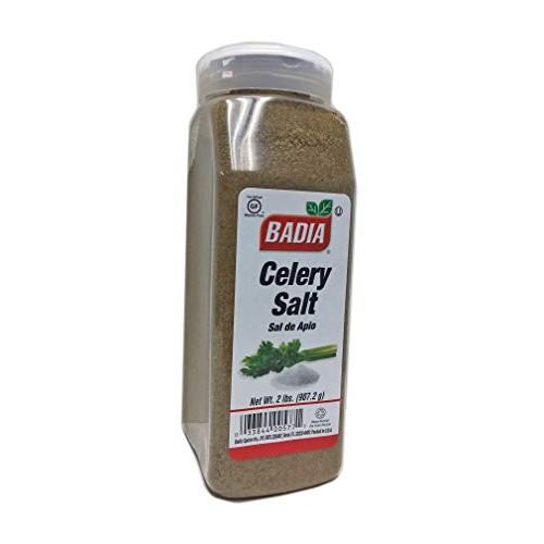 2 lbs Ground Celery Salt/Sal de Apio Molido Gluten Free Kosher