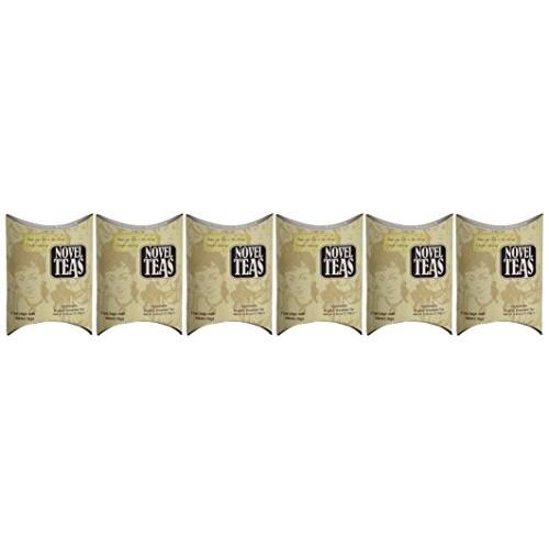Bag Ladies Tea presents Novel Tea - Each pouch contains 5 teabag...