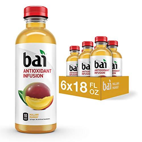 Bai Flavored Water, Malawi Mango, Antioxidant Infused Drinks, 18...