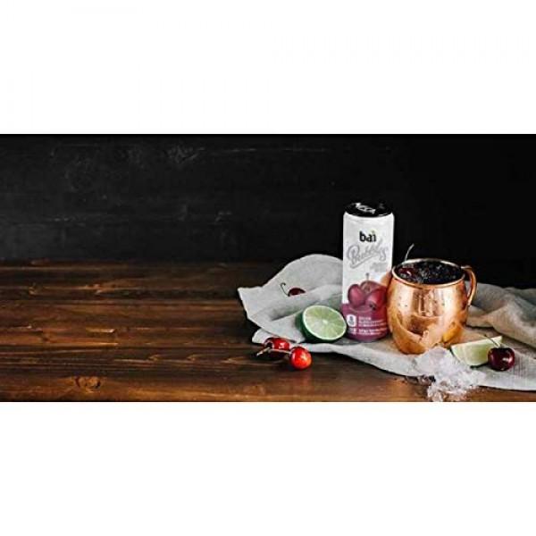 Bai Bubbles, Sparkling Water, Bolivia Black Cherry, Antioxidant ...