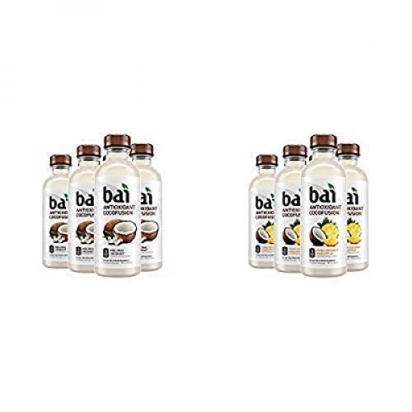 Bai Cocofusion Molokai Coconut & Puna Coconut Pineapple Flavore...