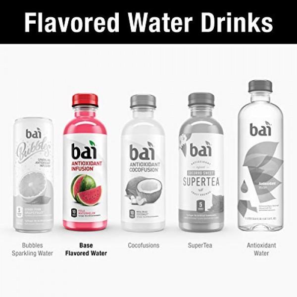 Bai Flavored Water, Kula Watermelon, Antioxidant Infused Drinks,...