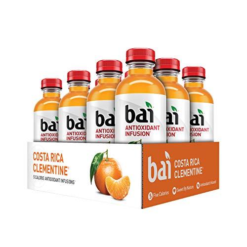 Bai Costa Rica Clementine Antioxidant Infused Beverage, 18 Fluid...