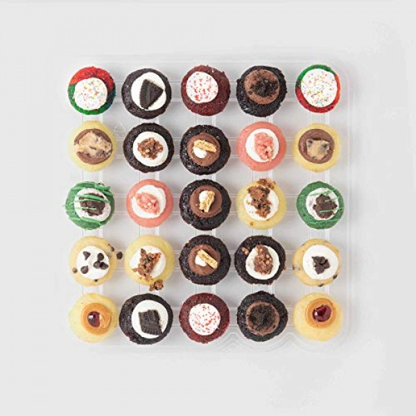 Baked by Melissa Cupcakes The Latest & Greatest - Assorted Bite-...