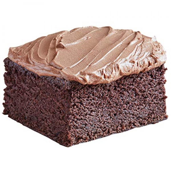 BAKED Double Chocolate Snack Cake Mix with Dark Rye Flour, Dark ...