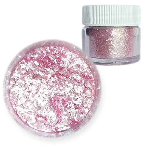 Soft Pink Edible Tinker Dust 4g | Bakell Food Grade Decorating G...