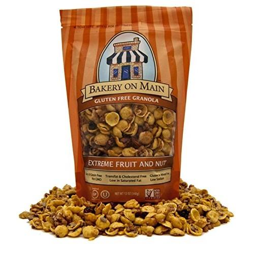 Gluten Free Extreme Fruit Nut Granola 22 Ounces Case of 4