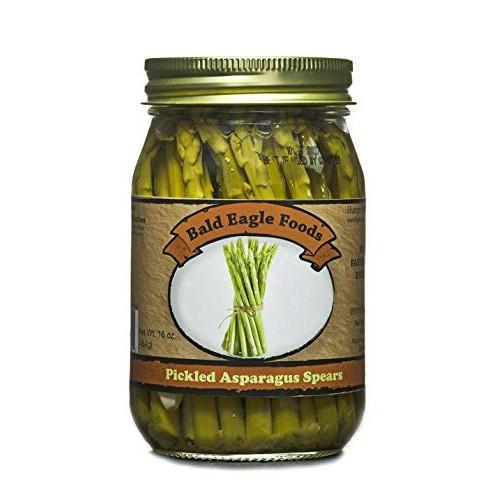 Pickled Asparagus Spears