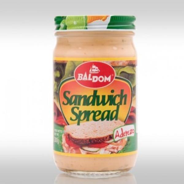 Baldom Sandwich Spread Net.Wt 16 oz