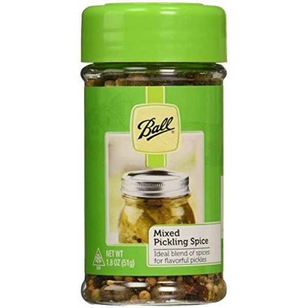 Ball Mixed Pickling Spice 1.8oz by Jarden Home Brands